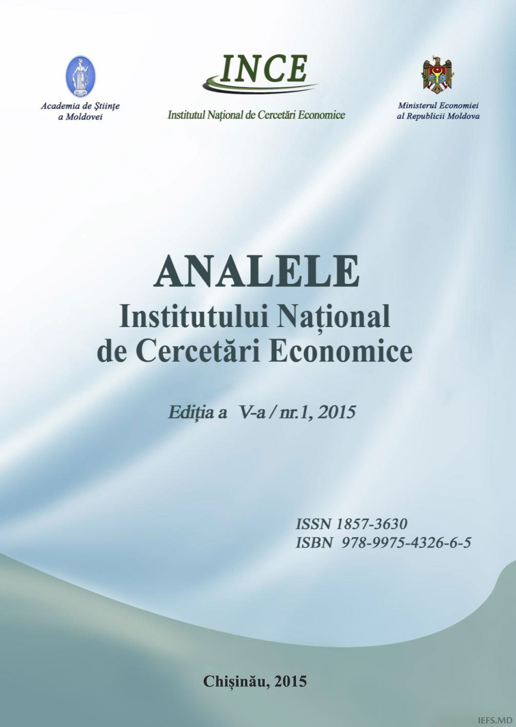 Analele 2015