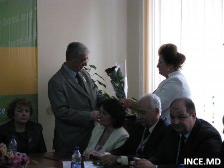 Prof. univ. dr. hab. Dmitrii PARMACLI la vârsta realizărilor frumoase
