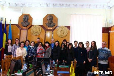 Participarea LoCP  din cadrul INCE la Trainingul EURAXESS