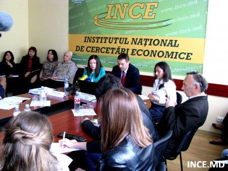 """Lansarea unui nou număr al publicației """"Tendințe în Economia Moldovei"""" - nr. 20"""