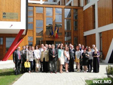"""Participarea colaboratorilor INCE la seminarul internaţional """"Oportunităţi de dezvoltare durabilă a Euroregiunii Prutul de Sus"""""""