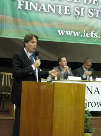Sinteza rezultatelor Conferinţei Ştiinţifice Internaţionale din cadrul  IEFS  din 21 -22 octombrie, 2010
