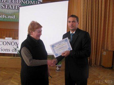 """Ediţia a VI-a a Conferinţei Internaţionale Ştiinţifico-Practice """"Creşterea economică în condiţiile internaţionalizării"""""""