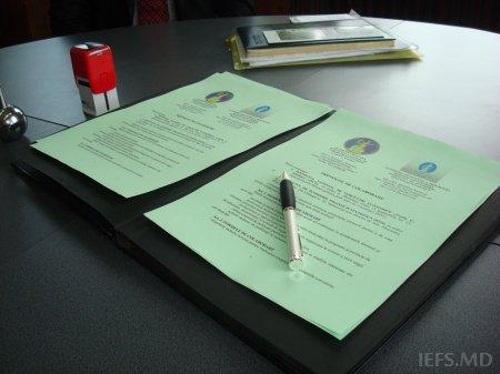 Vizita conducerii IEFS la Institutul Naţional de Cercetări Economice al Academiei Române în perioada  14-18 decembrie, 2011