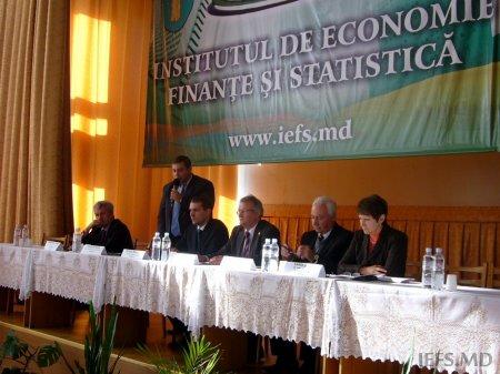 """Sinteza rezultatelor Conferinţei Internaţionale Ştiinţifico - Practice """"Creşterea economică în condiţiile globalizării"""" (a VII-a ediţie) din 18-19 octombrie, 2012"""