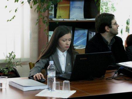 """Masa Rotundă  cu genericul  """"Sectorul bancar vs. Sectorul de microfinanţare: realităţi şi perspective"""""""