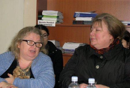 """În cadrul INCE a fost organizată masa rotundă:  """"TENDINŢELE SCHIMBĂRII MEDIULUI DE AFACERI ÎN R.MOLDOVA PRIN PRISMA IMPACTULUI ASUPRA IMM-URILOR"""""""