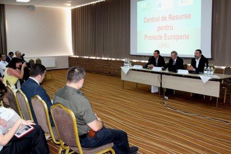 Centrul de Resurse pentru Proiecte Europene în Republica Moldova a fost deschis