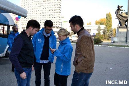 Caravana EURAXESS în Republica Moldova – o nouă provocare pentru tinerii care vor să facă o carieră în cercetare