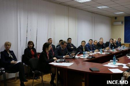 Participarea dlui Alexandru Stratan, dr. hab, director INCE la lucrările şedinței Consiliului pentru Competitivitate