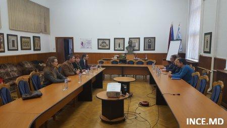 Cercetătorii din R. Moldova au efectuat un stagiu de documentare la FEAA. Analize de caz: companii trivalente în RDNER