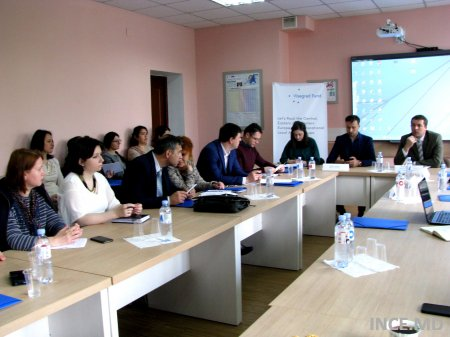"""Lansarea proiectului internaţional """"Let's Rock the Central, Eastern and Western Europe with Transnational Local Action Groups"""""""