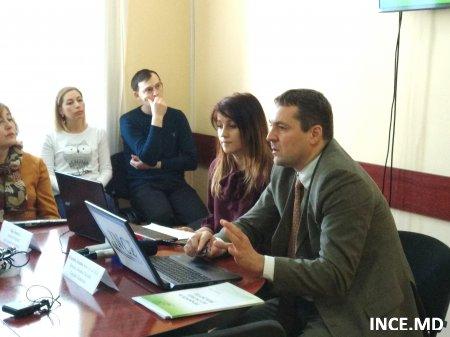 """Lansarea unei noi ediții a publicaţiei """"Tendinţe în Economia Moldovei"""" (nr. 32)"""