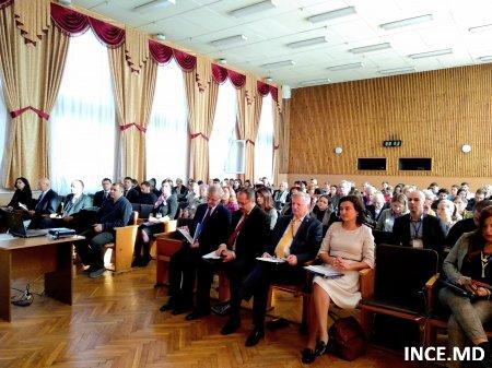 """Conferinţa Internaţională Ştiinţifico - Practică """"Creşterea economică în condiţiile globalizării: bunăstare și incluziune socială"""""""