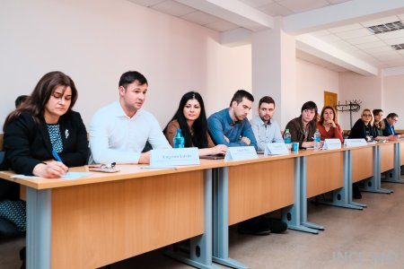 """Participarea la atelierul de lucru """"Modernizarea programului de master """"Administrarea afacerilor prin consolidarea abilităților antreprenoriale și digitale"""" (ASEM)"""